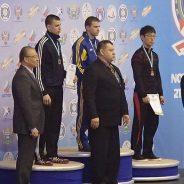 ケトルベル世界大会で3位入賞!